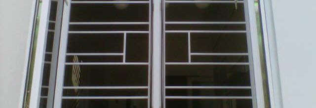 Teralis Jendela Minimalis Pengaman Rumah