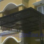 Kanopi Rumah Minimalis KM002