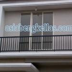 Railing Balkon Minimalis RB001