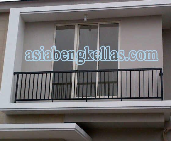 Harga Railing Balkon Minimalis