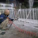 Proses Produksi di ASIA Bengkel Las