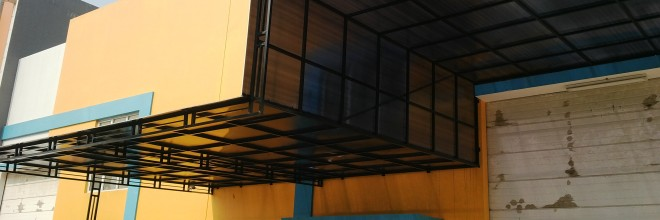 Kanopi Minimalis Jakarta Timur