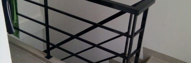 Railing Balkon Besi Minimalis Murah