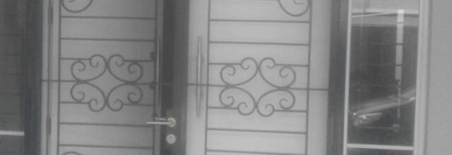 Harga Pintu Teralis Besi