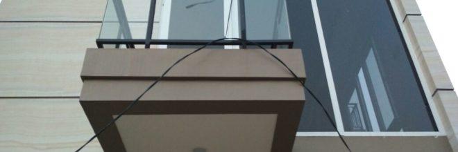 Jasa Railing Tangga Balkon Minimalis