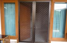 Pintu Expanda Aluminium Kawat Nyamuk