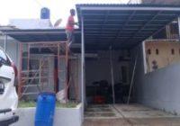 Jasa Pasang Kanopi Baja Ringan Jakarta