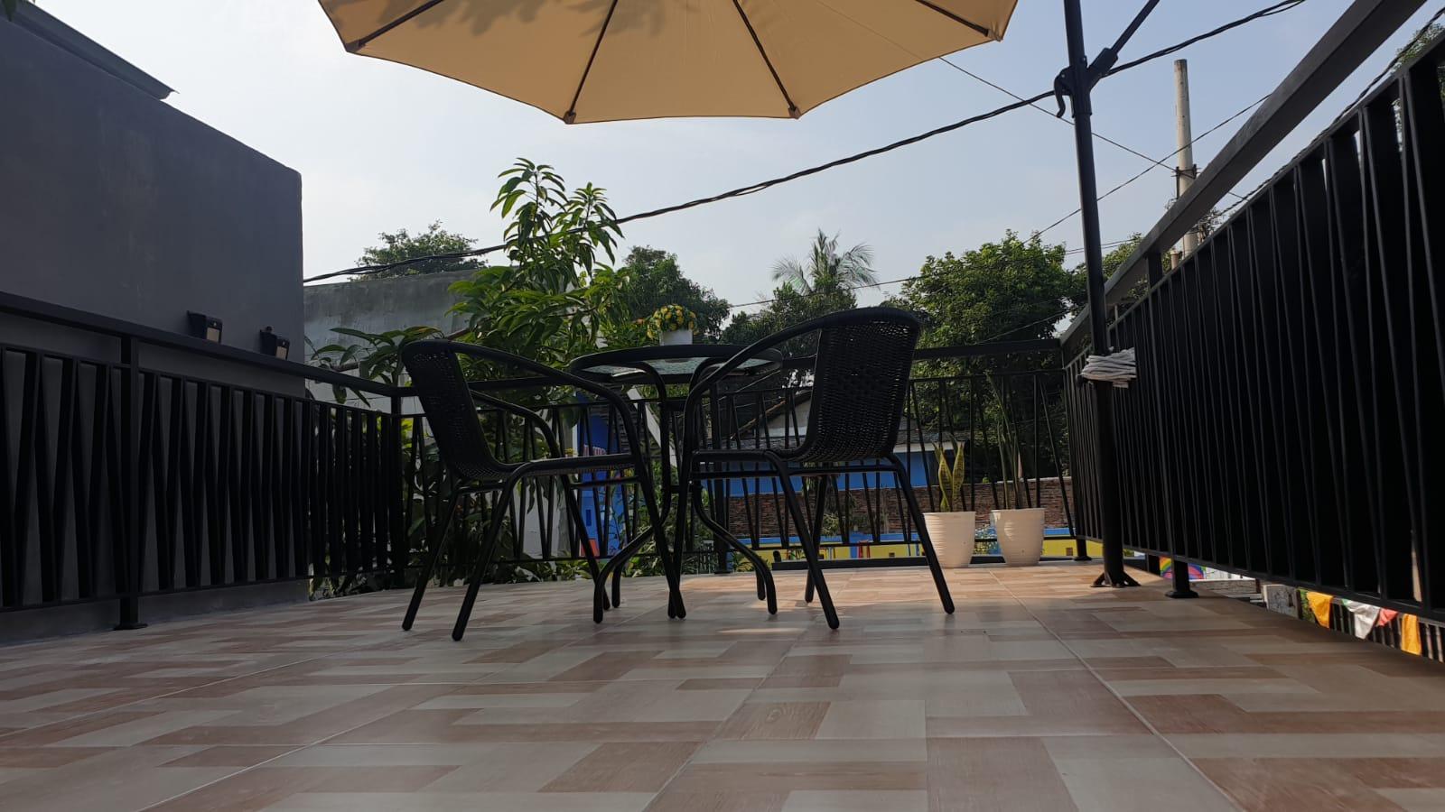 Harga Kanopi Balkon Lantai 2 Rumah Subsidi